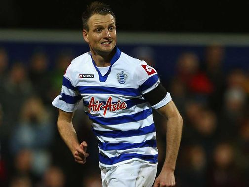 Hill is the new captain of QPR