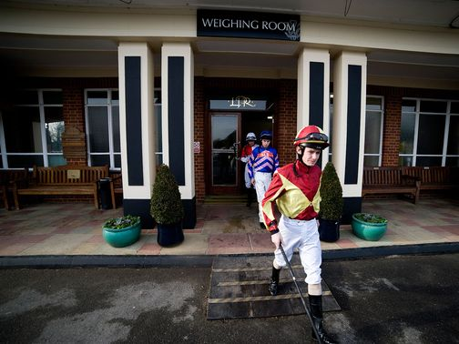 Lingfield: Has fallen to the snow