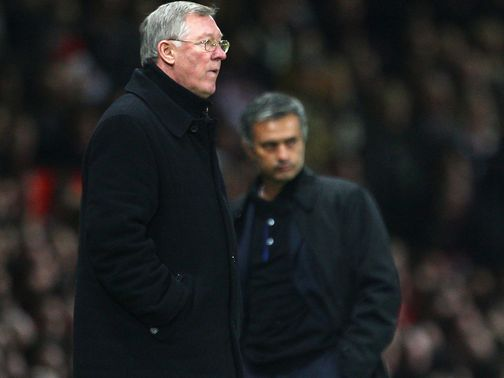 Ferguson and Mourinho collide this week