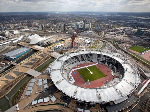 Olympic Stadium: Set to be West Ham's new home