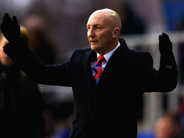 Ian Holloway: Frustrated to only draw