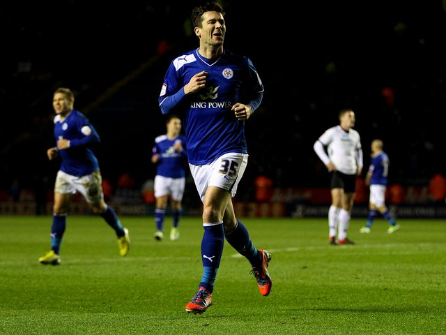 Nugent: On target for Leicester
