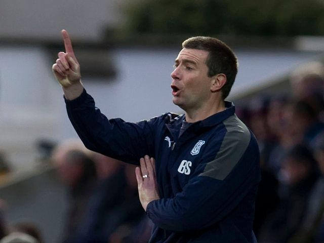 Smith: Felt Dundee produced a good performance
