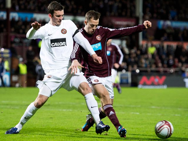 Gavin Gunning challenges Gordon Smith