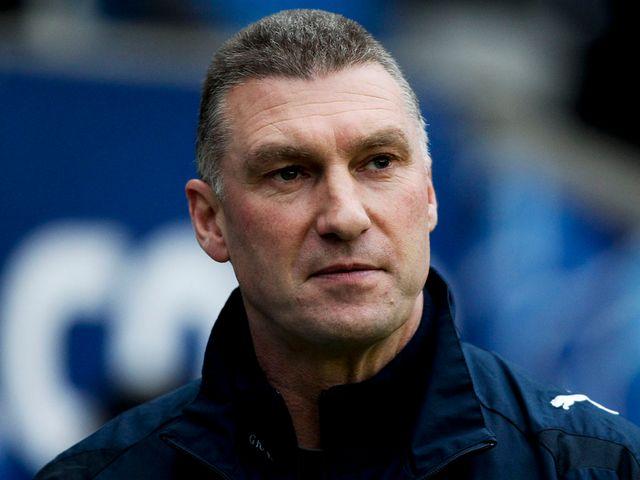 Nigel Pearson: Eyeing striker swoop