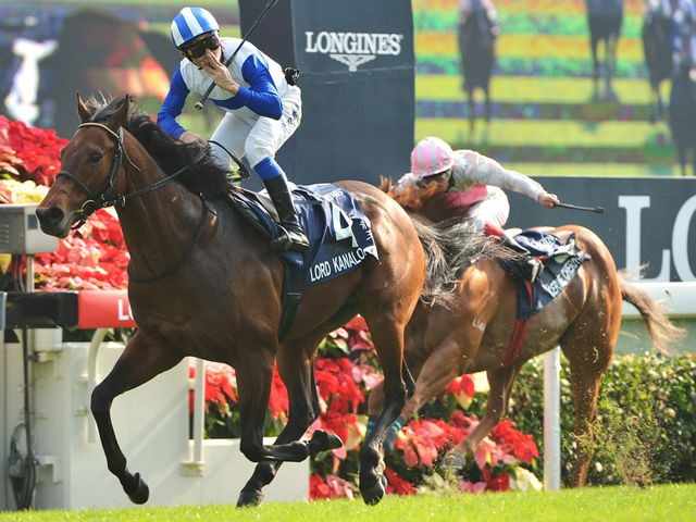 Lord Kanaloa: Landed the sprint for Japan