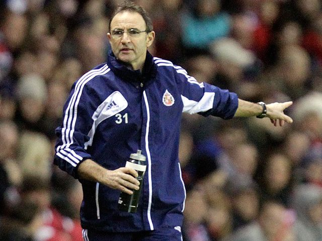 Martin O'Neill: Could start N'Diaye against Bolton