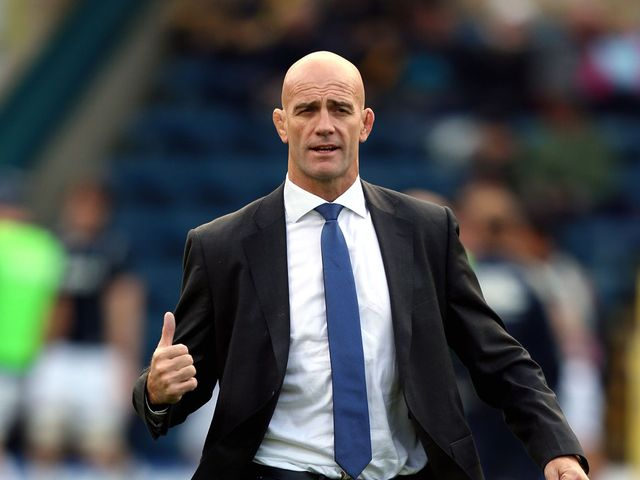 John Mitchell: Saw his side lose at Wasps