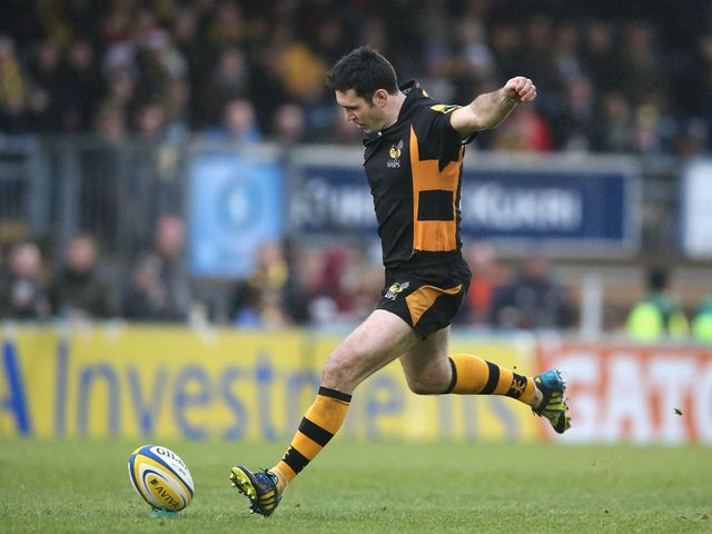 Stephen Jones: starts at 10 for Wasps