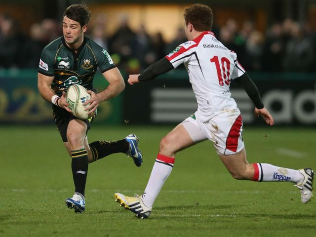 Ben Foden (l): Played the full 80 minutes