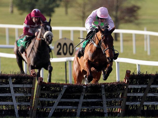 Pont Alexandre (right) makes a sparking Irish debut