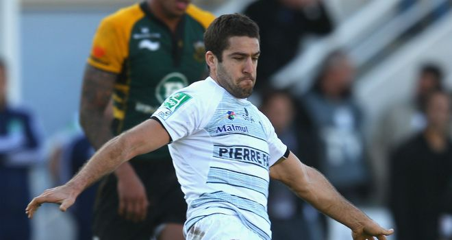 Rmi Tales: Backed to lead Castres to a comprehensive victory