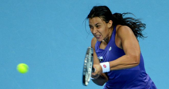 Marion Bartoli: Out of France's Fed Cup match against Germany