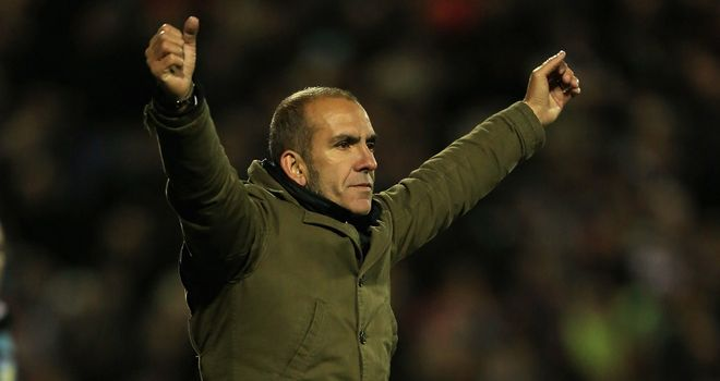Di Canio: Has reason to celebrate