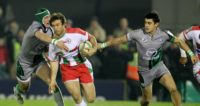 Biarritz v Connacht: The last game in charge for Jack Isaac and Serge Mihas