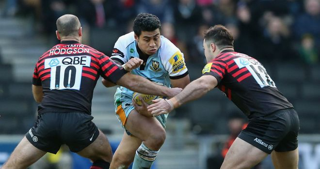 Northampton v Saracens: Developing rivalry between two clubs