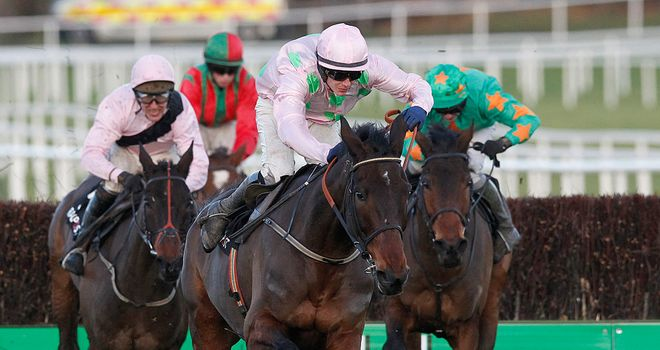 Arvika Ligeonniere: Leopardstown hopeful