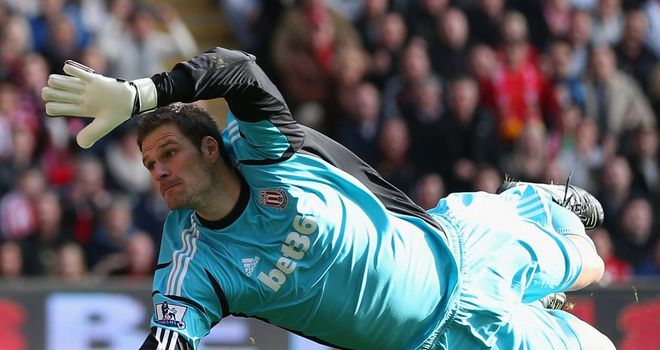 Stoke keeper Asmir Begovic unsure of future but hasn't received offers | Football News