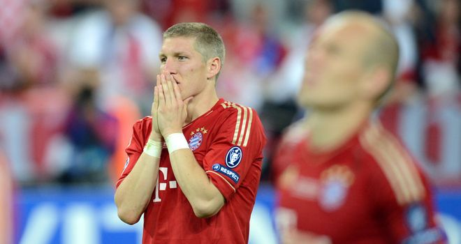 Bastian Schweinsteiger: Withdraws from squad with ankle injury