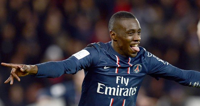 Blaise Matuidi: Scored the only goal for PSG