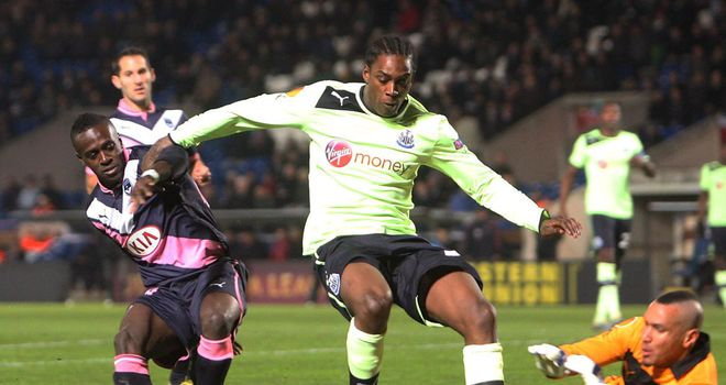 Nile Ranger: Striker leaves Newcastle United