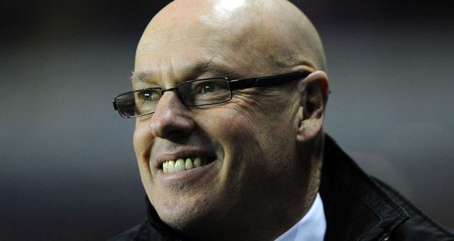 Brian McDermott: Aware of the need to bolster his ranks