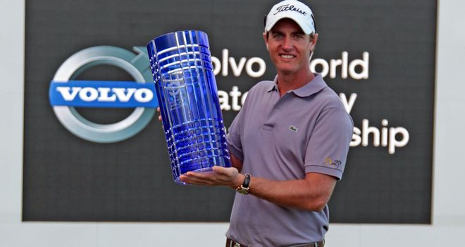 Nicolas Colsaerts: Champion in Spain earlier this year