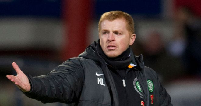 Neil Lennon: Rangers not on Celtic's radar