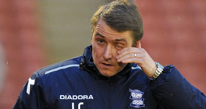 Lee Clark: Searching for back-to-back wins in the Championship