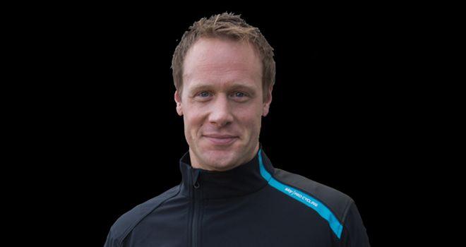Dan Hunt: Worked with Team Sky in 2010