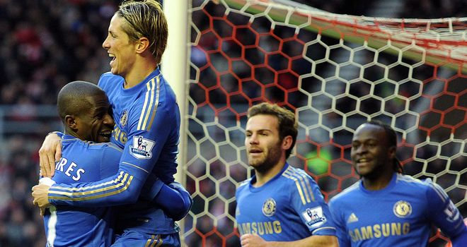 Chelsea: Hoping to carry momentum from win at Sunderland over to Japan