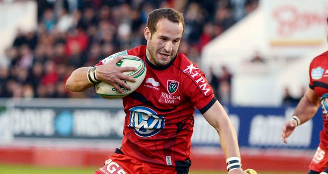 Frederic Michalak: Scored 20 points, including a try