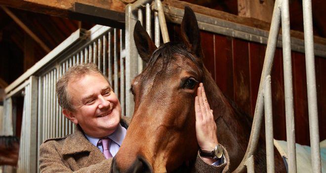 Hugh Bonneville: Has joined the Highclere team