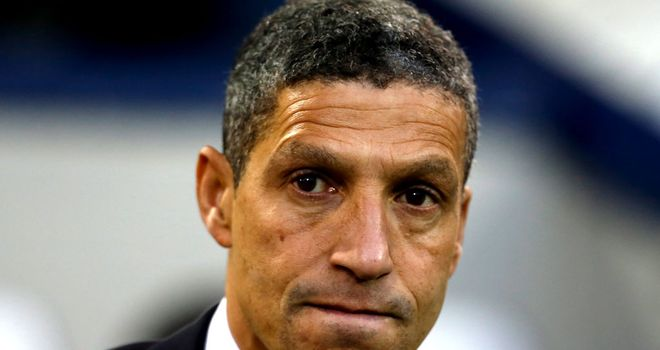 Hughton: Not expecting much movement at Carrow Road