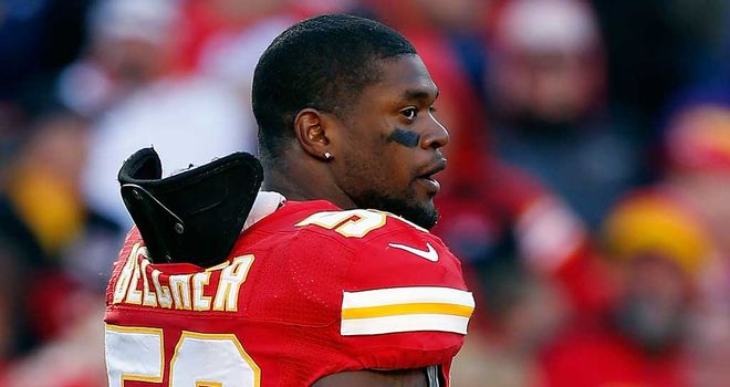 Jovan Belcher: Shot himself in front of GM and head coach