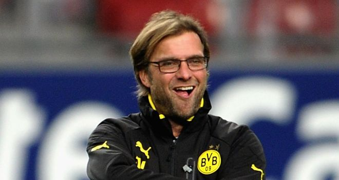Jurgen Klopp: Will not be breaking his contract at Borussia Dortmund