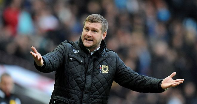 Karl Robinson: MK Dons boss is willing to talk with Blackpool