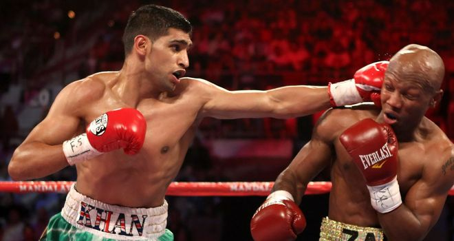 Amir Khan: Fights Carlos Molina in a 'make or break' fight on Saturday