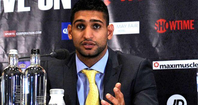 Amir Khan: 'Jigsaw now complete'