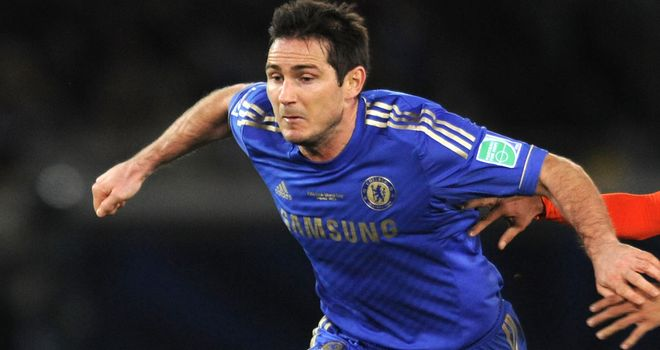Frank Lampard: Linked with a move to Los Angeles Galaxy