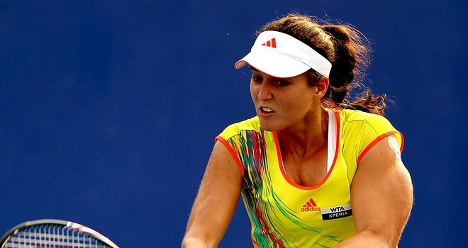 Laura Robson: Easy victory in China to start new season in style