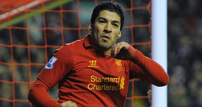 Luis Suarez: Insists he does not care what people think of him