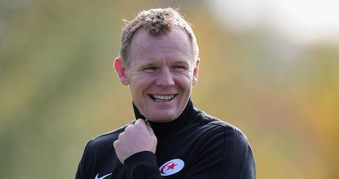 Mark McCall: New deal with Saracens