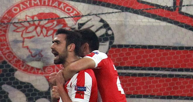 Olympiacos: 3-0 down to Levante ahead of second leg