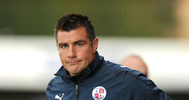 Richie Barker: Disappointed with defeat