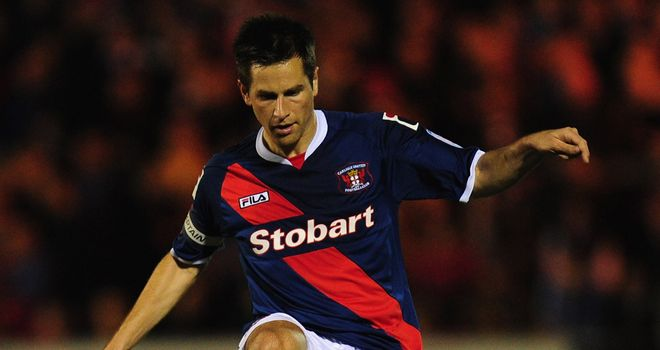 Paul Thirlwell: Ruled out for Carlisle