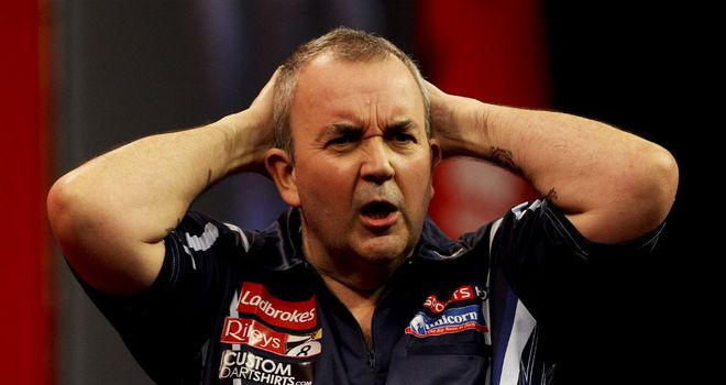 Phil Taylor: One win away from his 16th World Championship crown