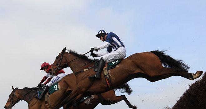 Morcombe: Praised dedication of horsemen
