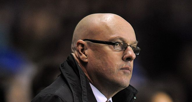 Brian McDermott: Reading boss feels there are a lot of home games to come which will be defining