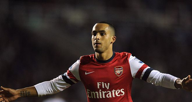 Theo Walcott: Urged to stay at Arsenal by captain Thomas Vermaelen